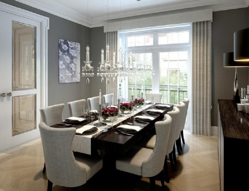 Wimbledon Hill Park Dining Room