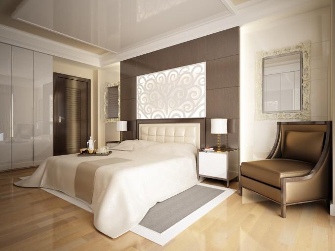 Bedroom elegant style