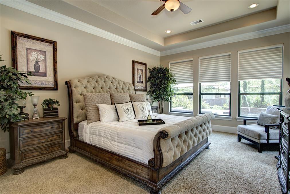 Luxury floor