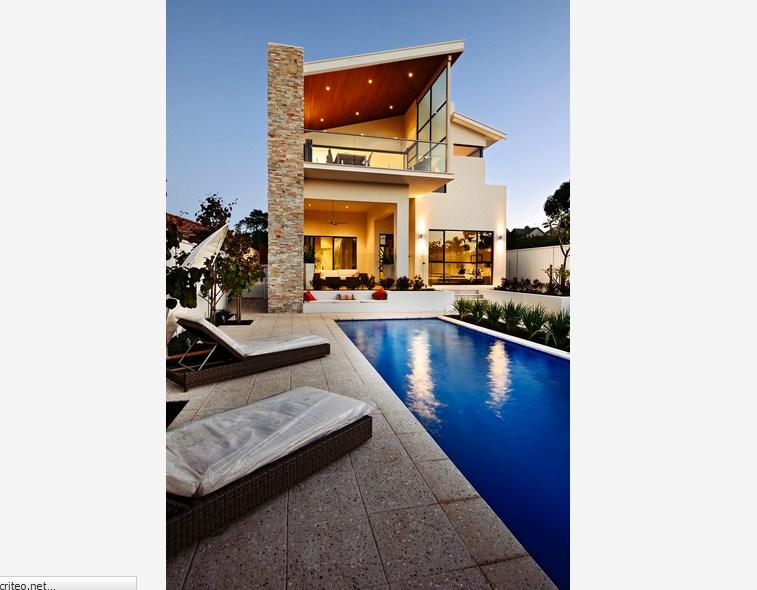 Bicton Pool Design
