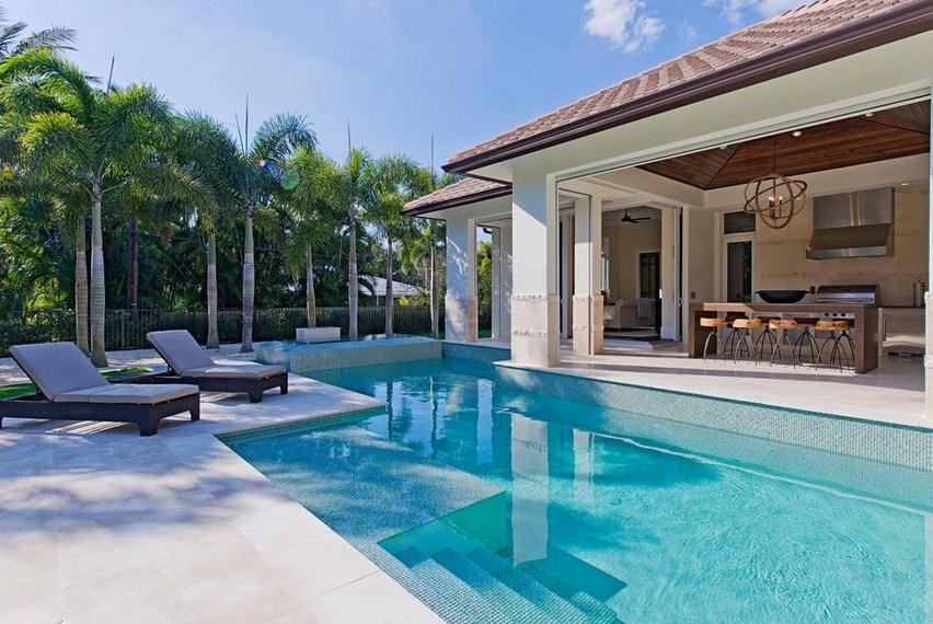 British West Indies Pool Design