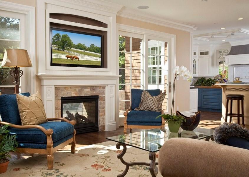 Brownhouse Fireplace Design