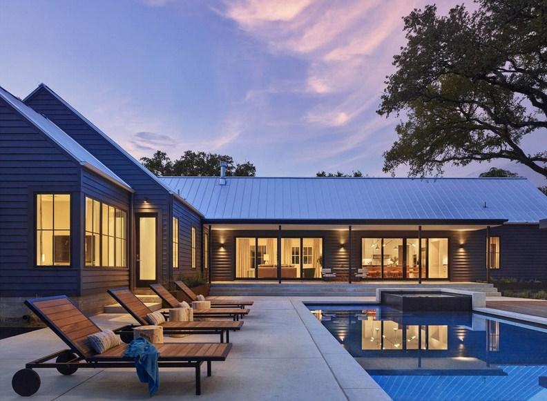 Bull Creek Residence Pool Design