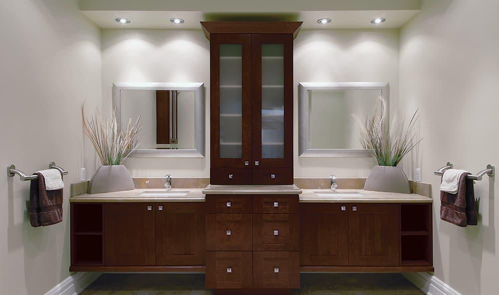 37 Wonderful Bathroom Cabinet Ideas – FresHOUZ
