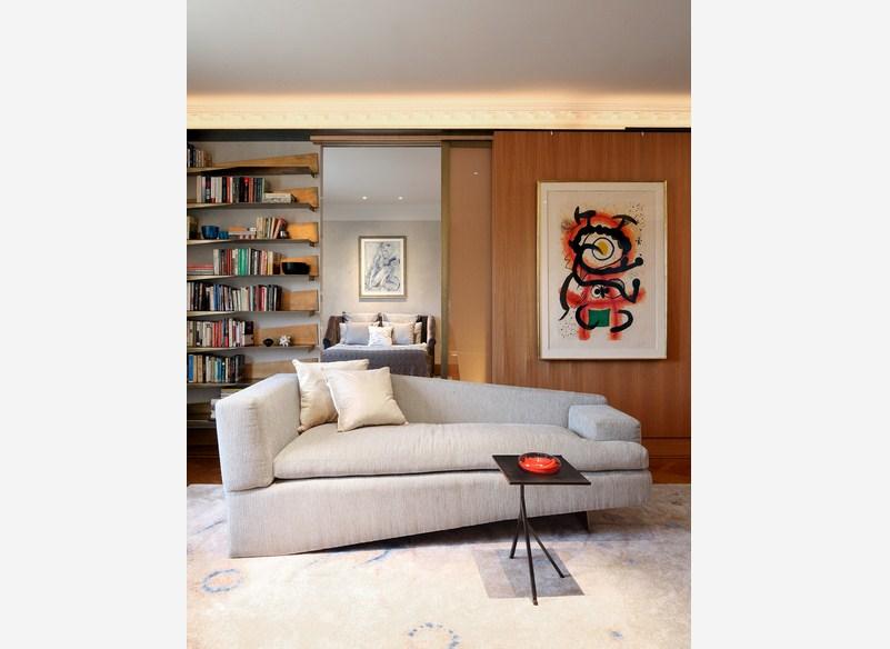 Central Park West Living Room Furniture