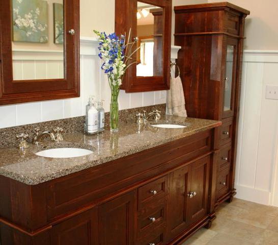 Charming Decorative Bathroom Vanity