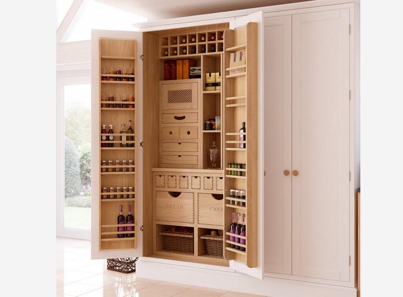 Edmonto Kitchen Pantry Design