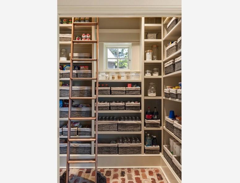 Farmhouse Kitchen Pantry Design