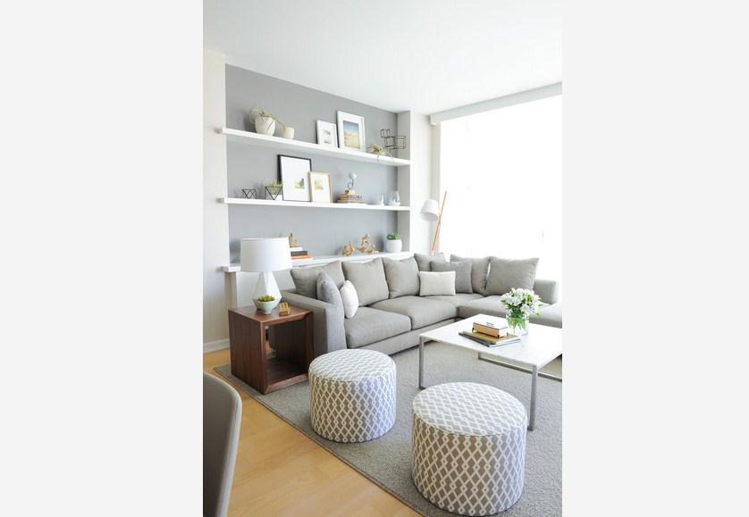 Flase Creek Condo Living Room Furniture
