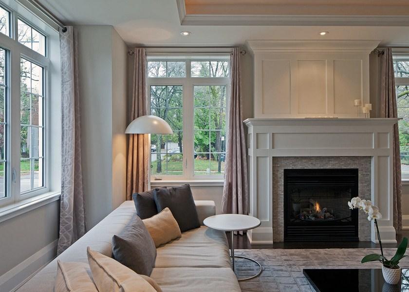 Harlandale Avenue Fireplace