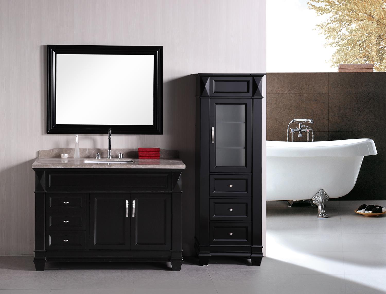 Hudson 48 Single Bathroom Vanity Top