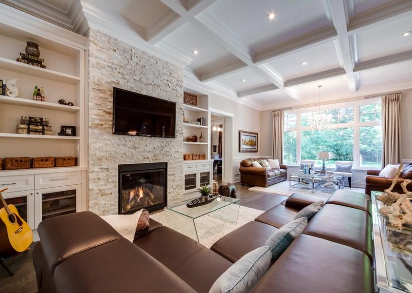 John Goldstein Fireplace Ideas