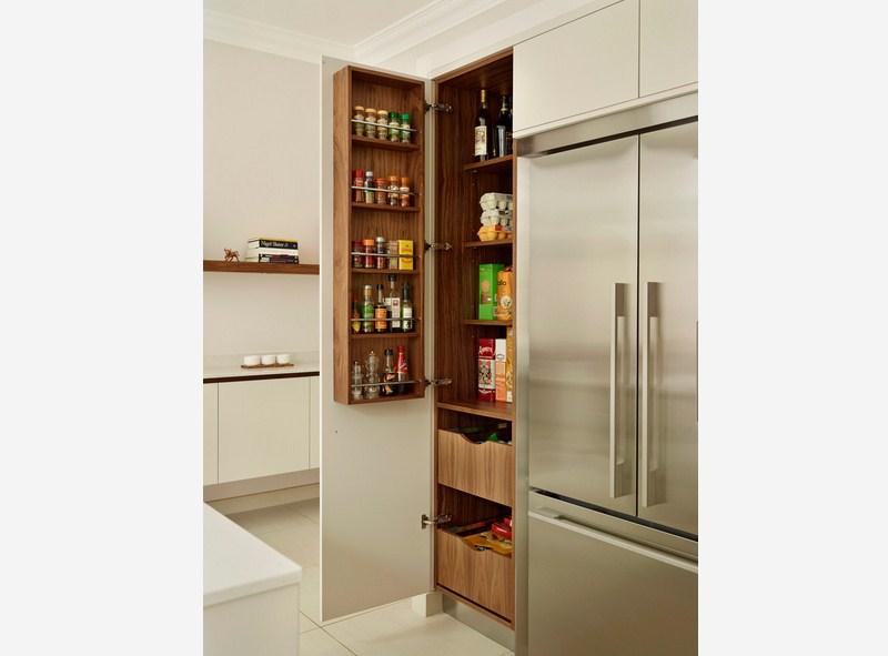 Kitchen Cabinet Pantry Design