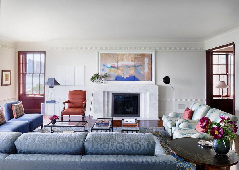 Lake Shore Drive Living Room Furniture