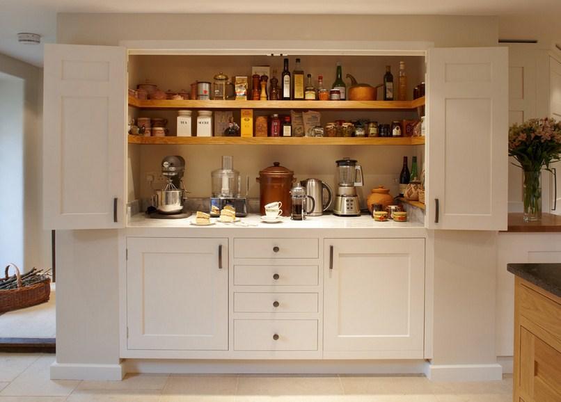 Magnificent Larder Kitchen Pantry Design