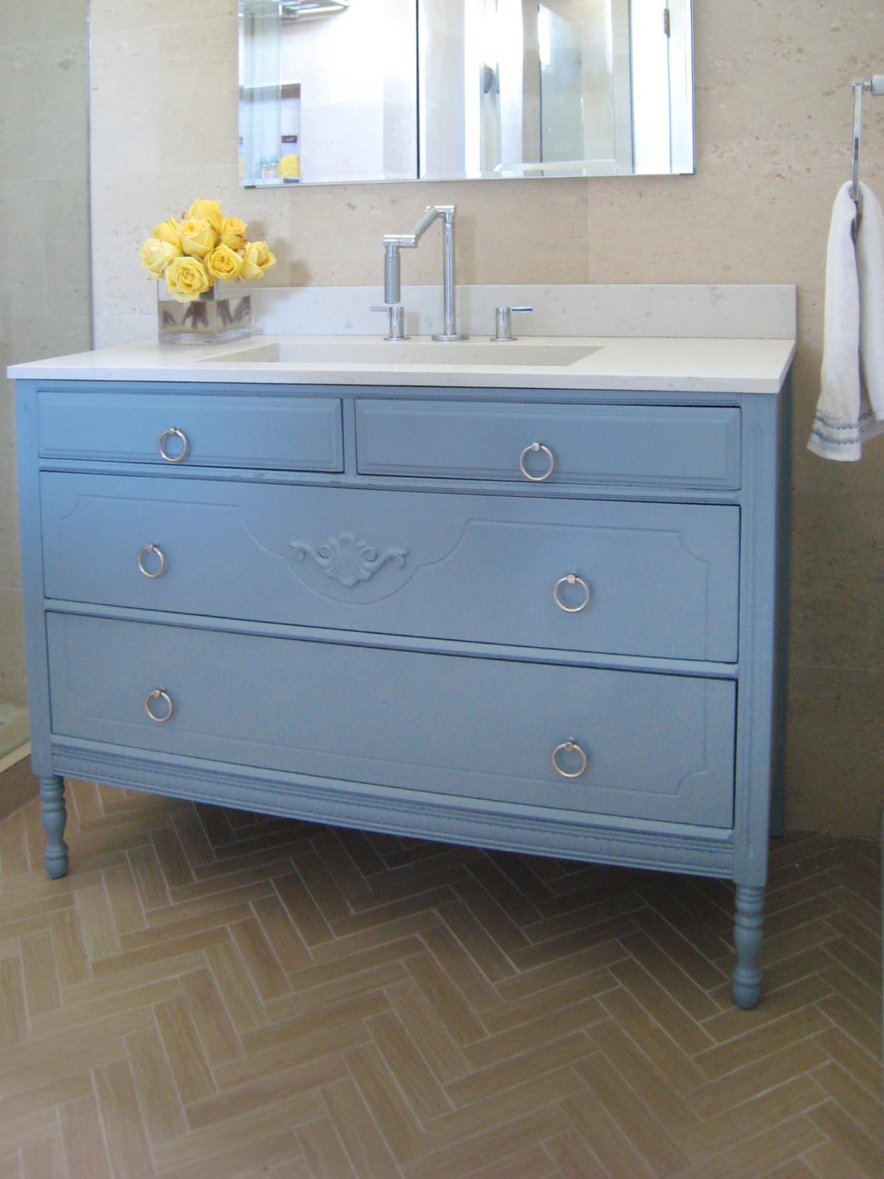 Original Erinn Valencich Bathroom Cabinet