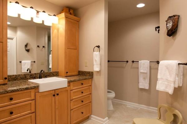 Outstanding Bathroom Vanity Lighting Design Ideas