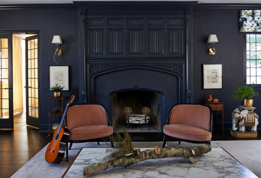 Riverdale Residence Living Room Furniture