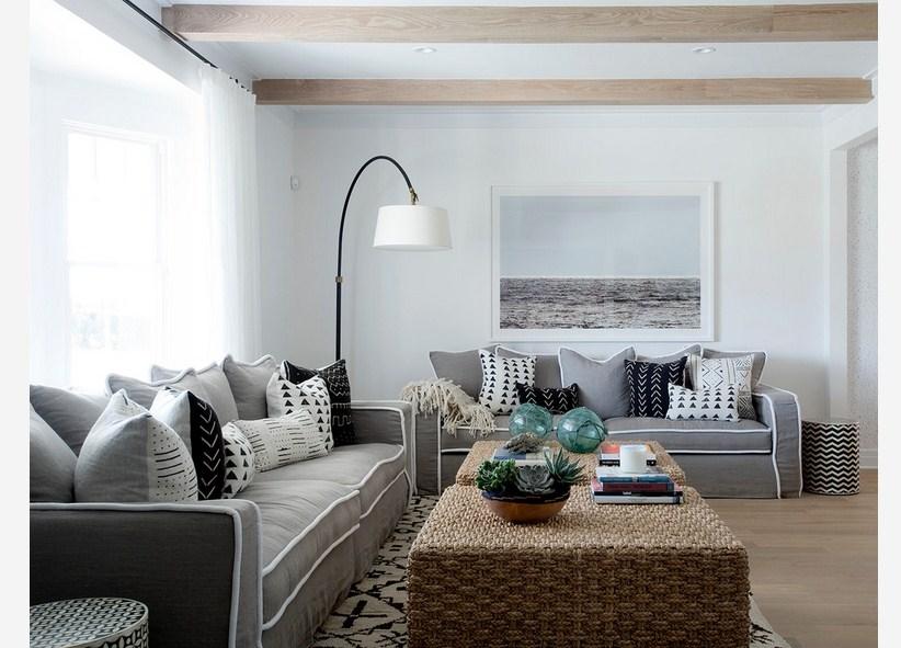 Shore Craftsman Living Room Furniture