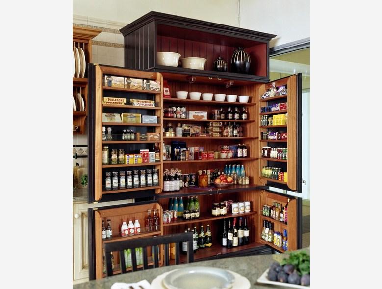 Showroom Display Pantry Design