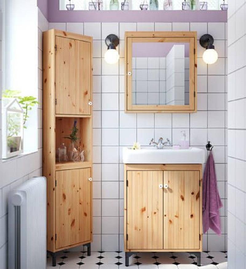 Silveran Solid Cabinet