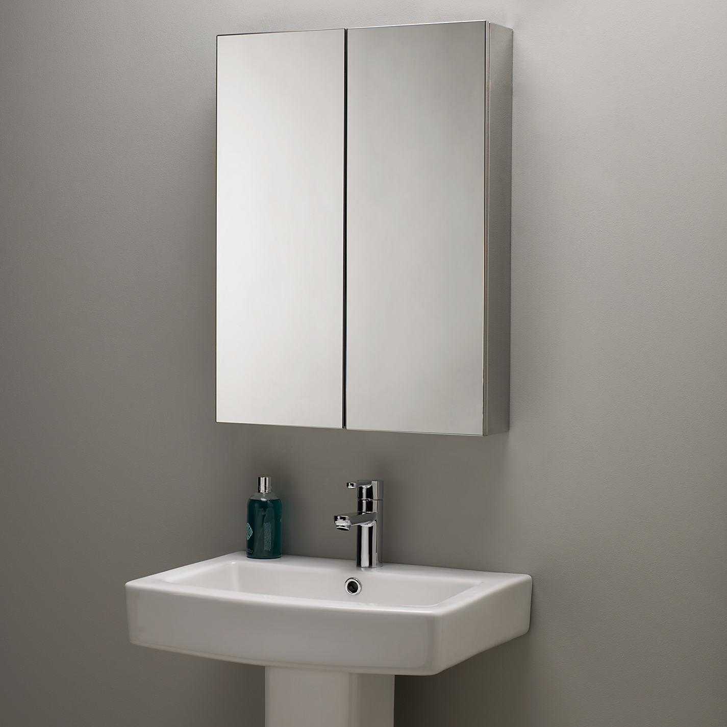 Simple Bathroom Cabinet Design