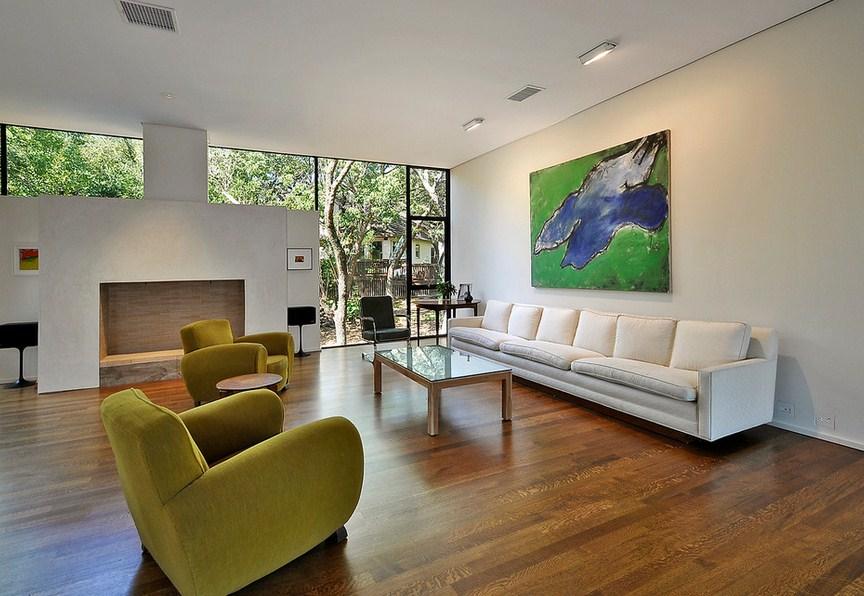 Simple Elegan Living Room Furniture