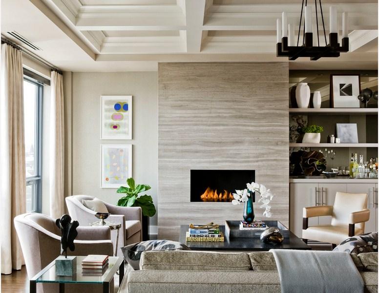 The Bryant Back Bay Living Room Furniture