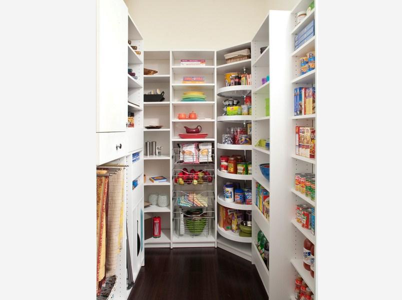The Closet Work Pantry Design