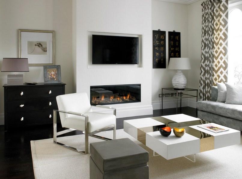 Westbourne Grove Fireplace Idea