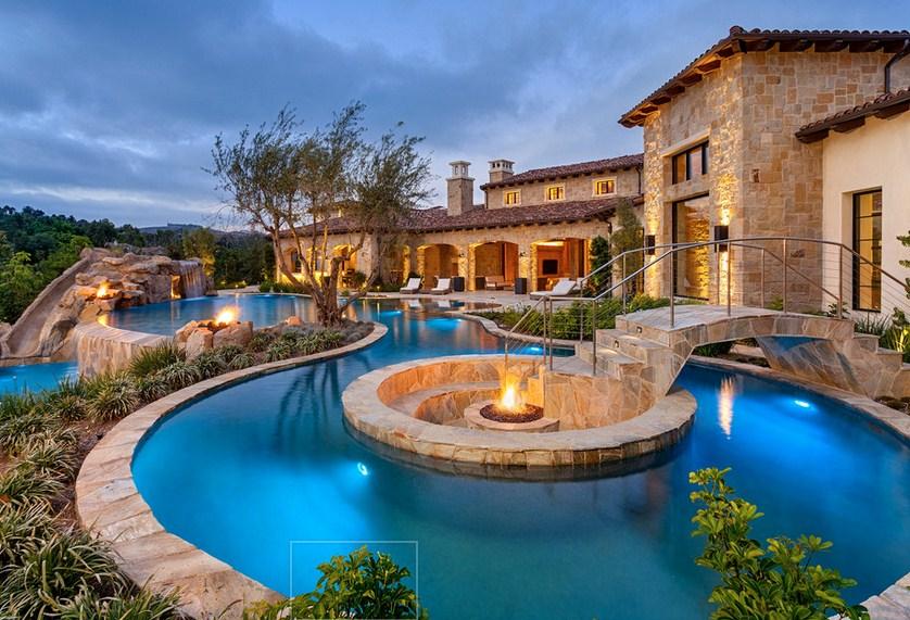 Wildflower Estate Pool Design