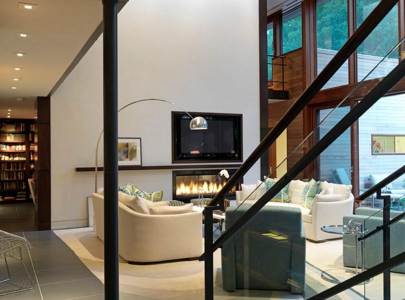 Woodvalley House Firepalce Ideas