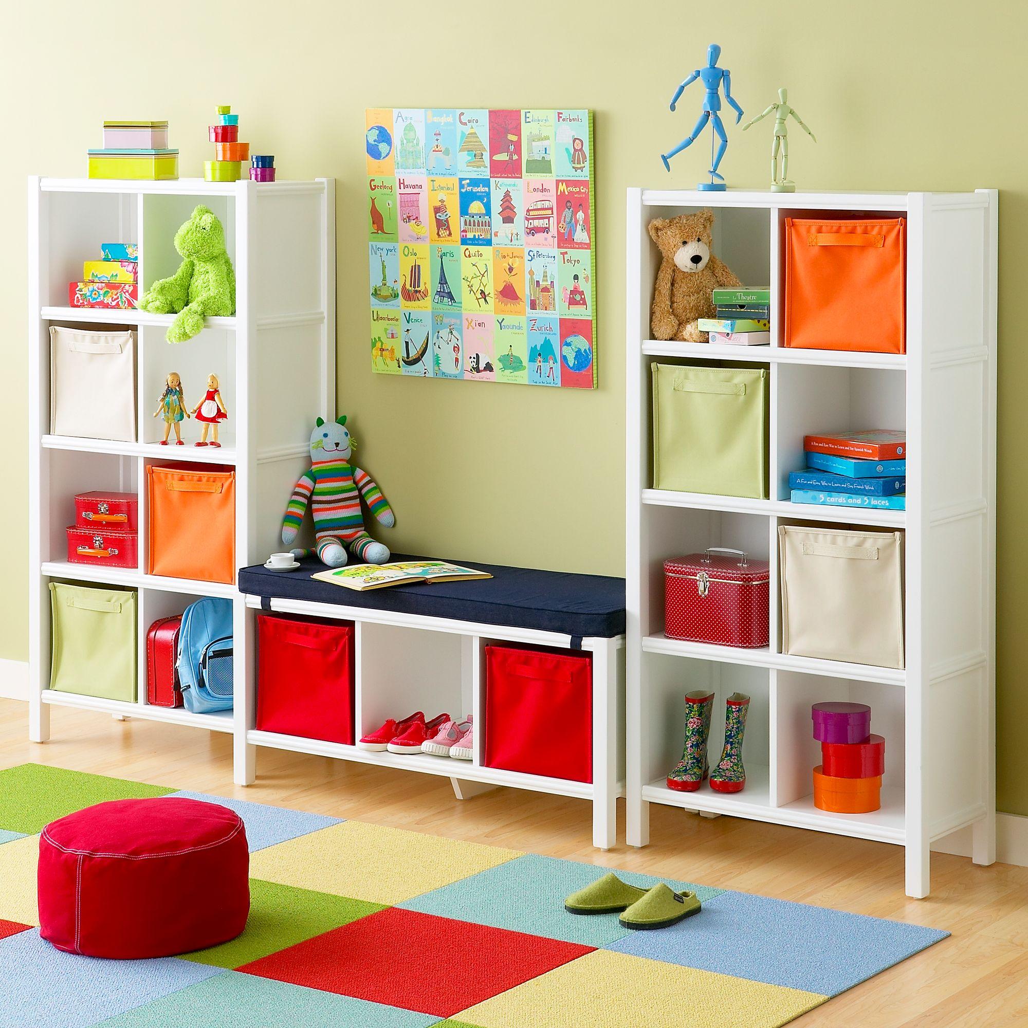 Modern Toy Storage