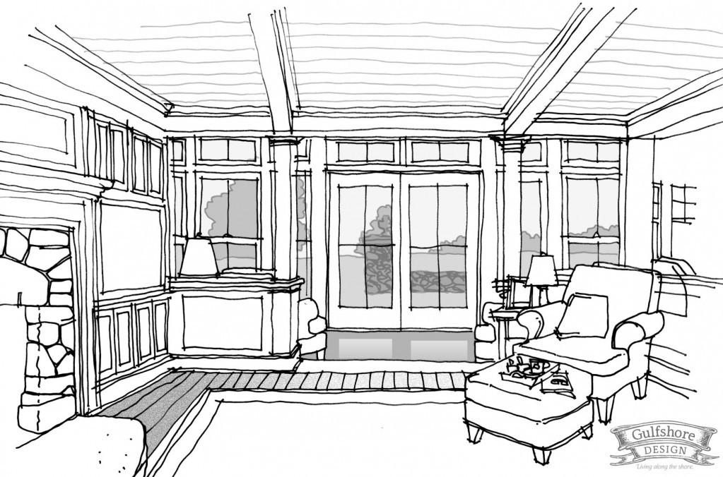 Interior Sketch