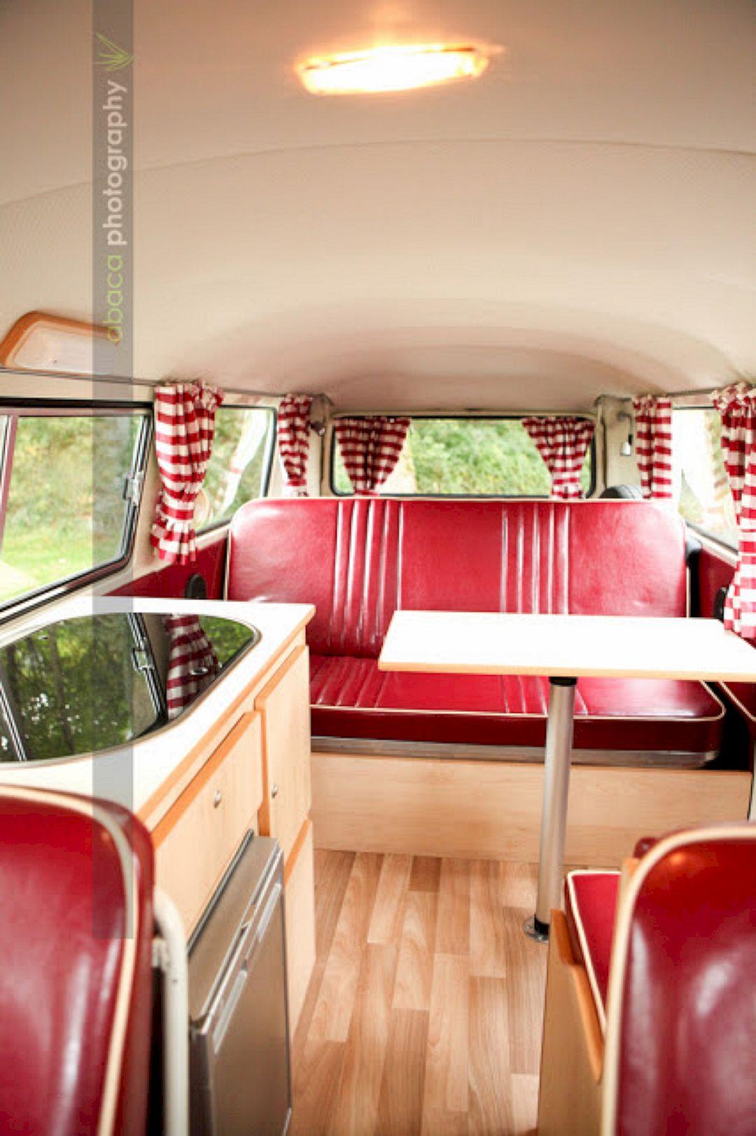 Interior design ideas for camper van no 07 interior for Camper interior designs