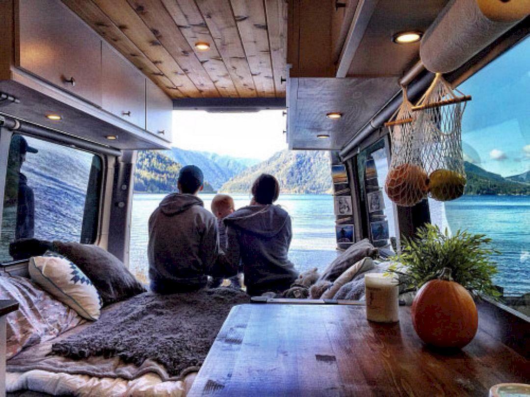 Interior Design Ideas For Camper Van No 19 Interior