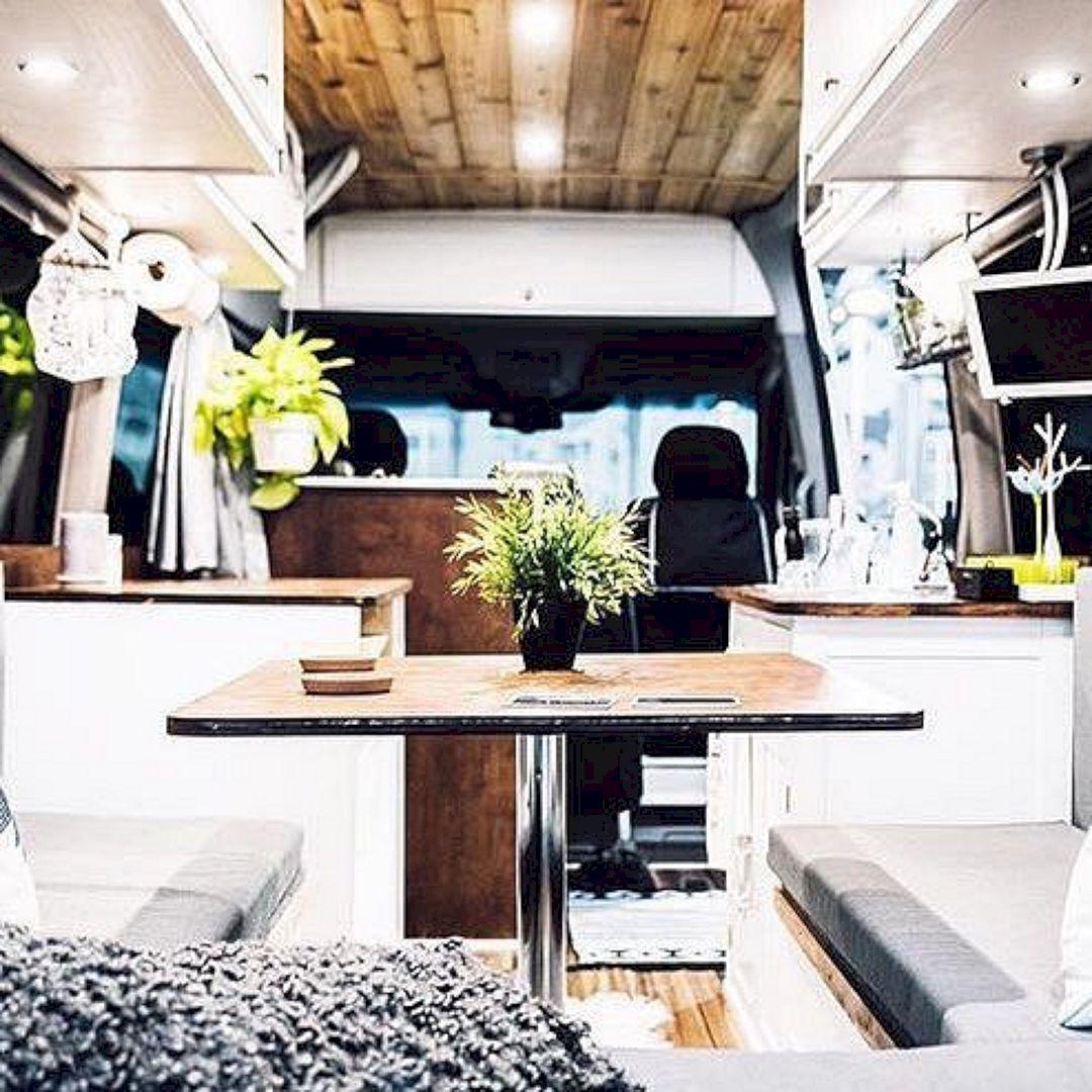 Interior design ideas for camper van no 29 interior for Van interior designs