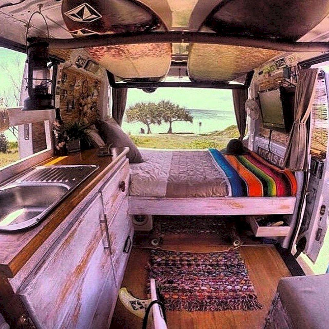 Interior design ideas for camper van no 39 interior for Van interior designs