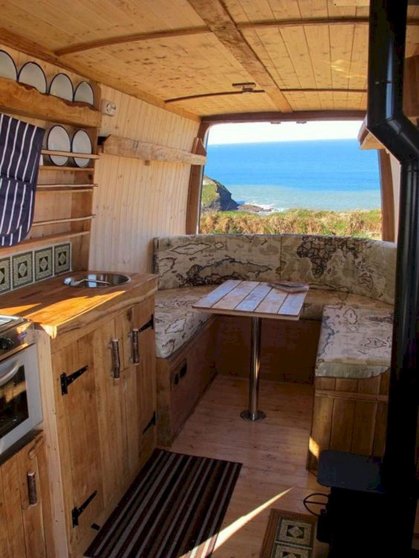 Interior design ideas for camper van no 46 interior for Van interior designs