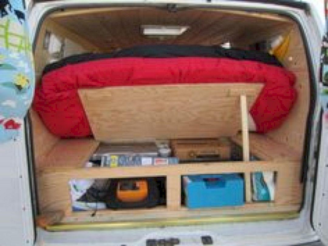 Interior Design Ideas For Camper Van No 62 Interior