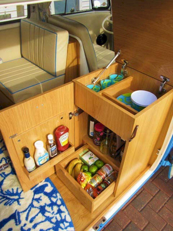 Interior design ideas for camper van no 66 interior design ideas for camper van no 66 design - Van interior design ideas ...