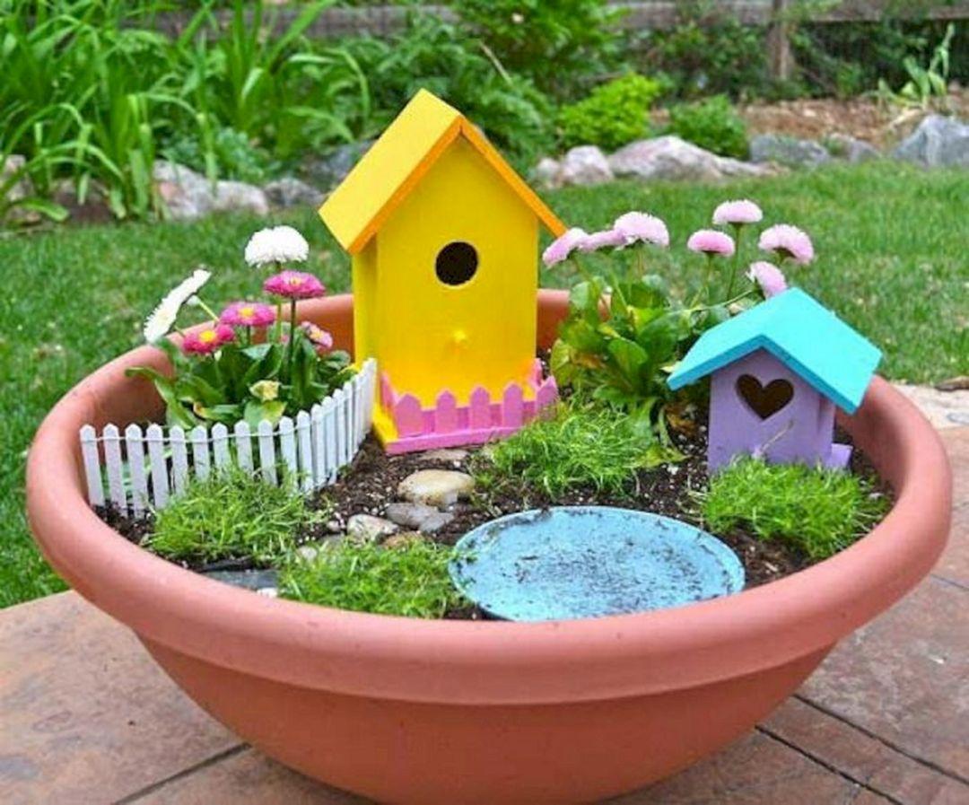 Unique Fairy Garden Ideas 10 Unique Fairy Garden Ideas 10