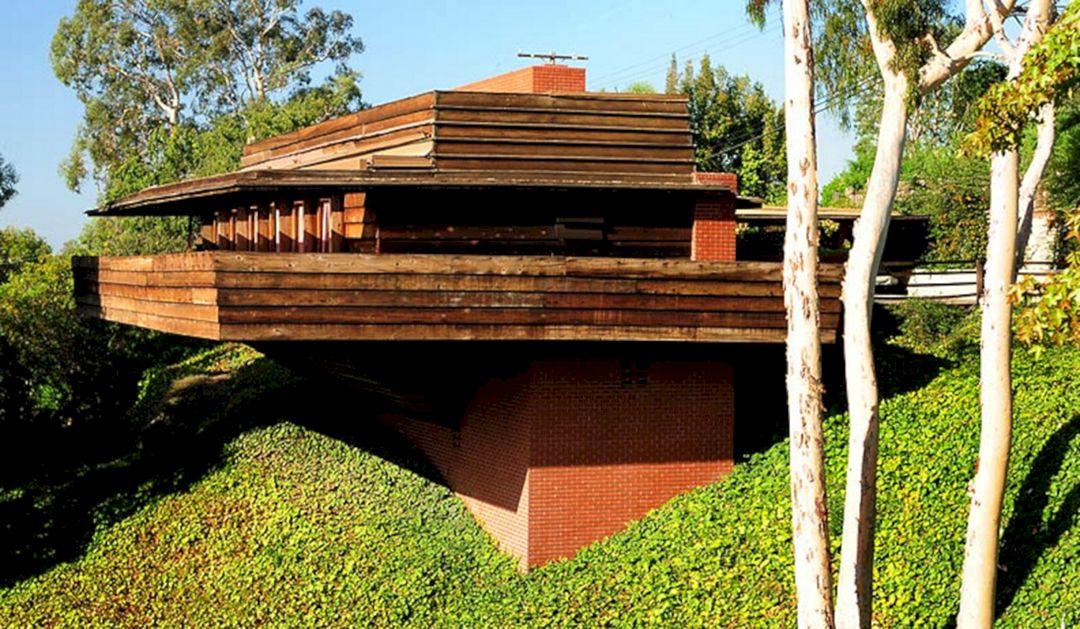50 frank lloyd wright architecture 50 frank lloyd wright for Frank lloyd wright houses in california