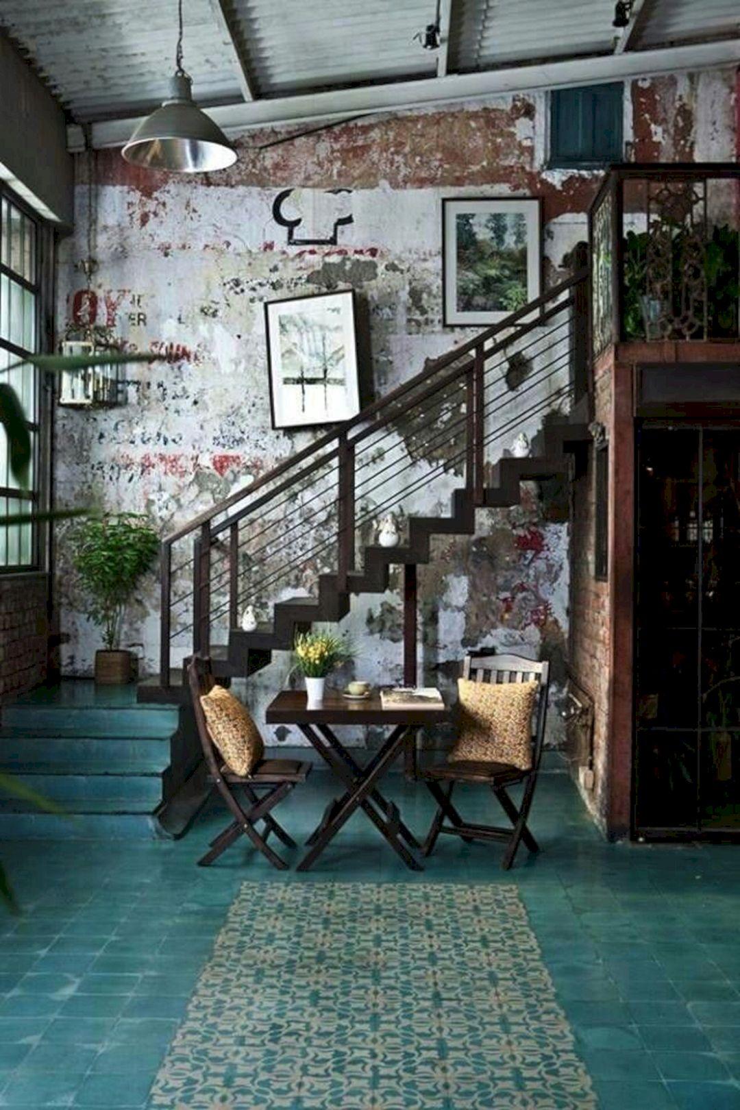 Boho Chic Interior Design Style