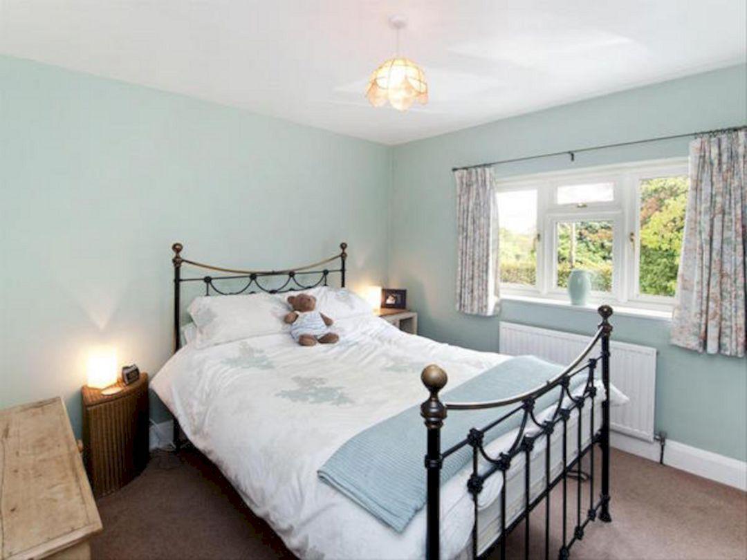 Black white and pastel bedroom 32 black white and pastel for Bedroom inspiration pastel