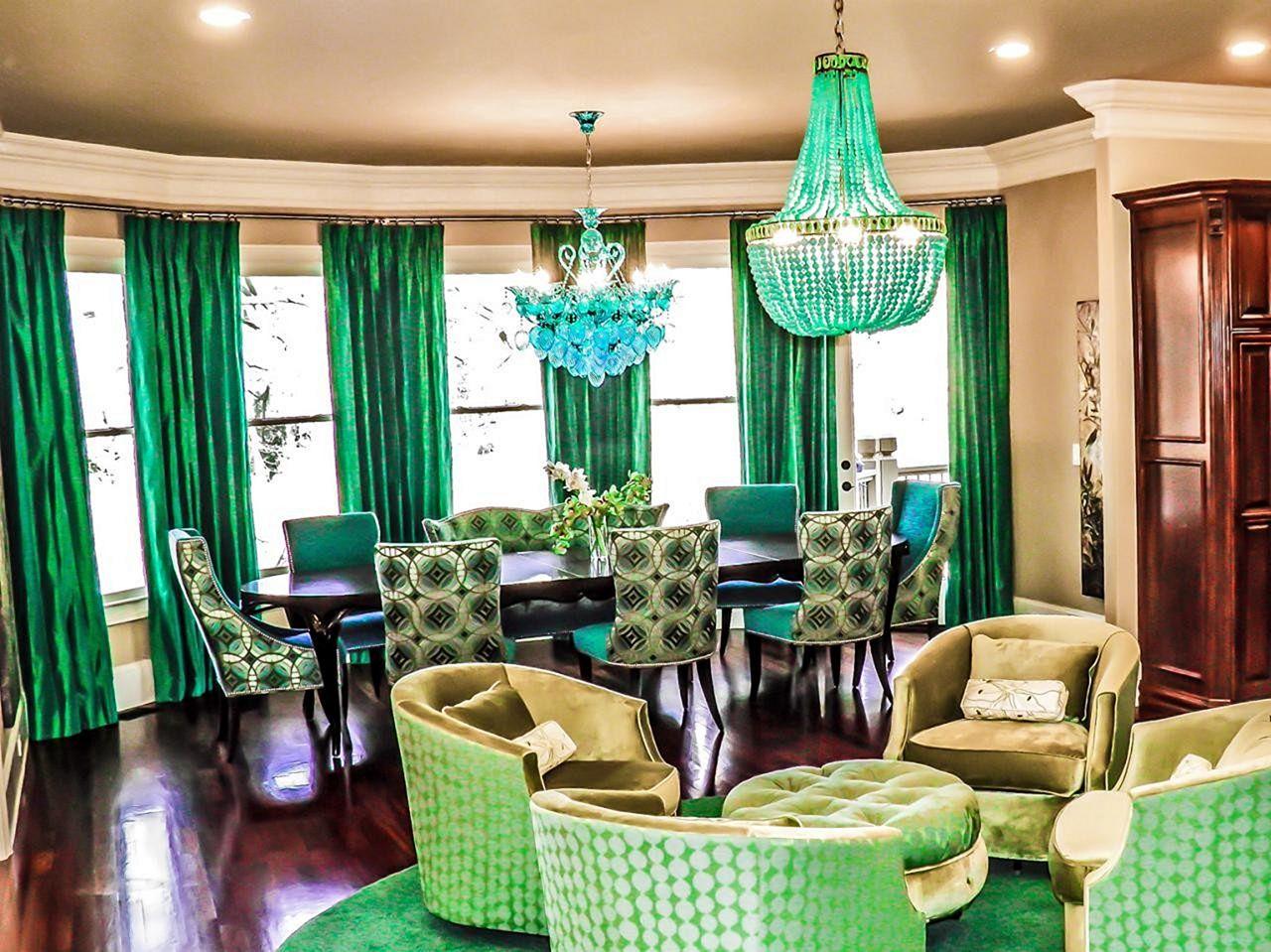 emerald green living room curtains emerald green living