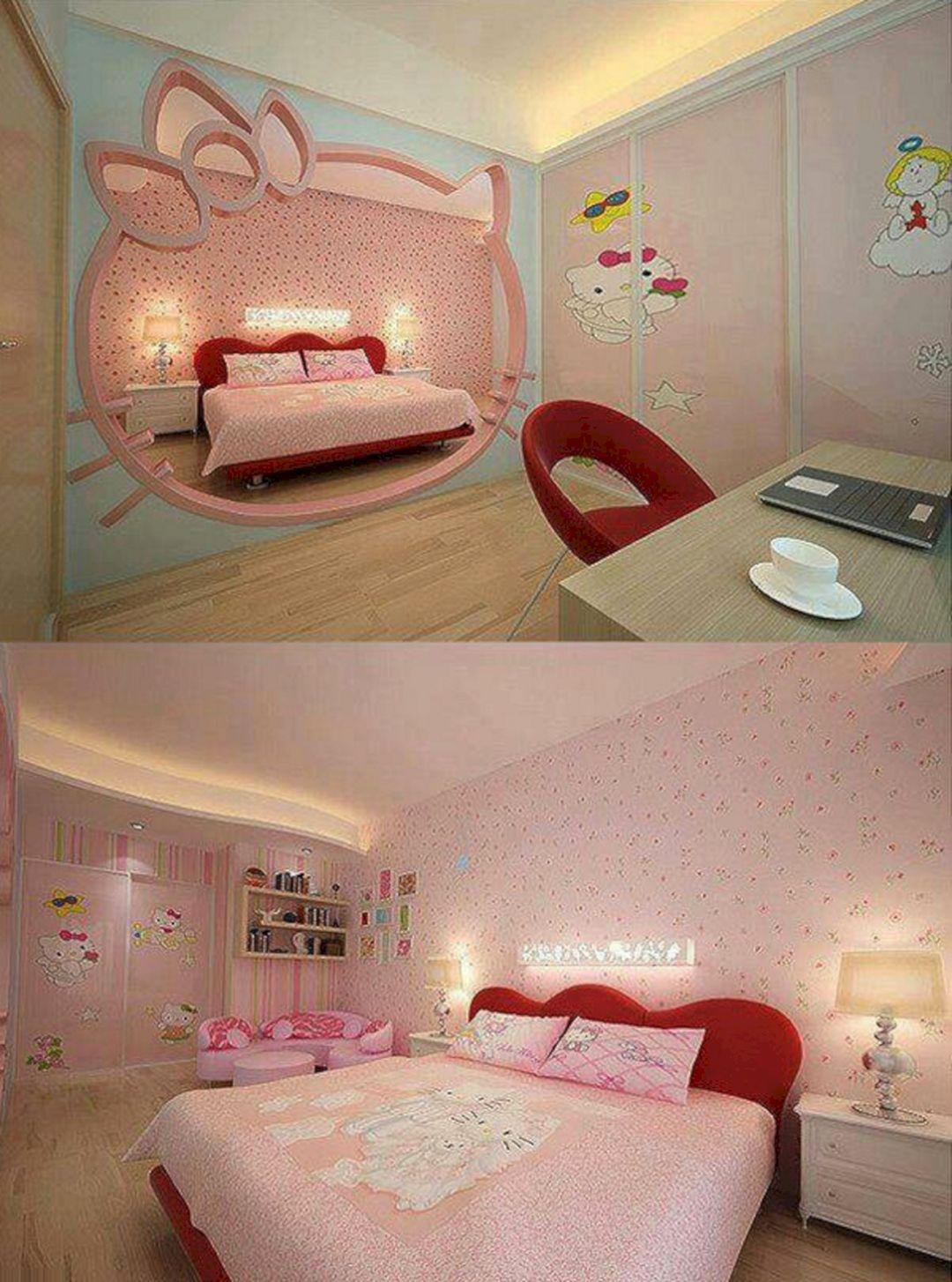 appealing hello kitty living room | Hello Kitty Room Design (Hello Kitty Room Design) design ...