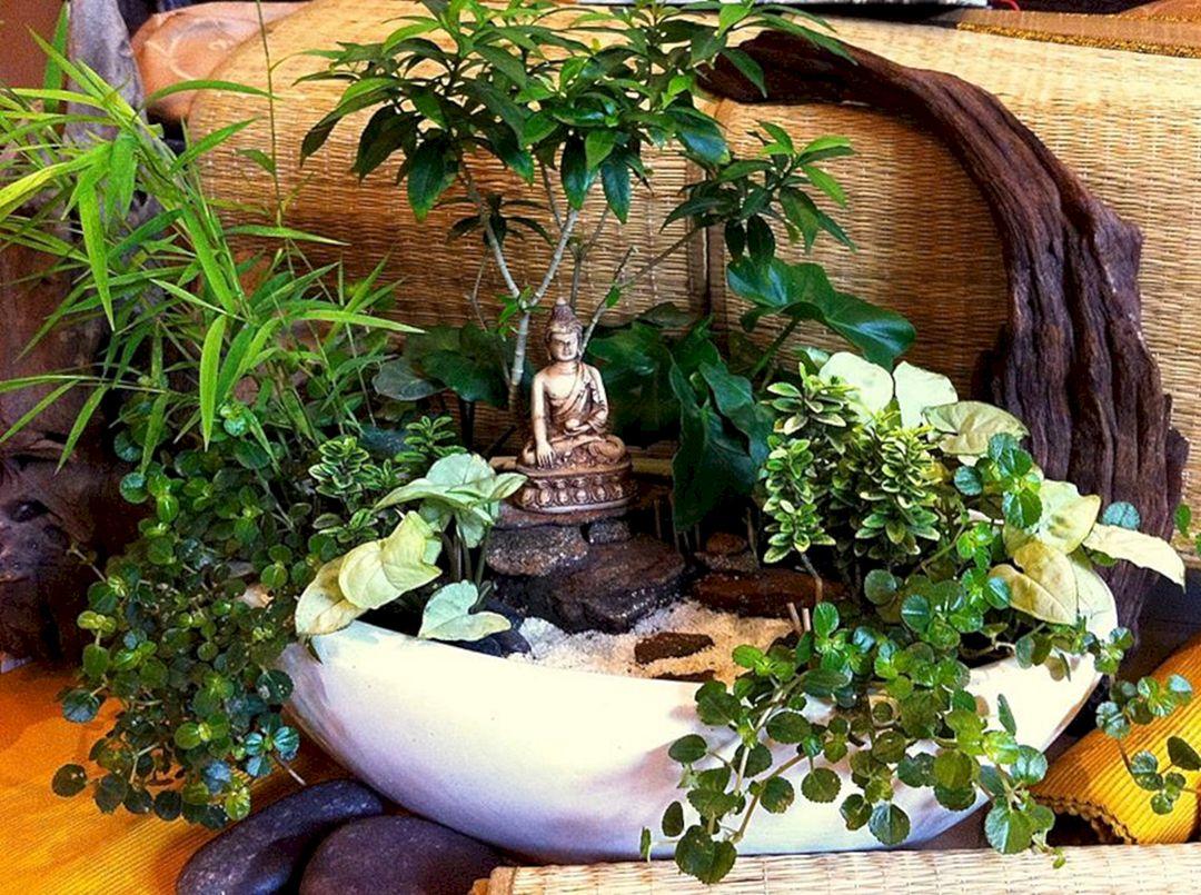35 awesome buddha garden design ideas for calm living. Black Bedroom Furniture Sets. Home Design Ideas