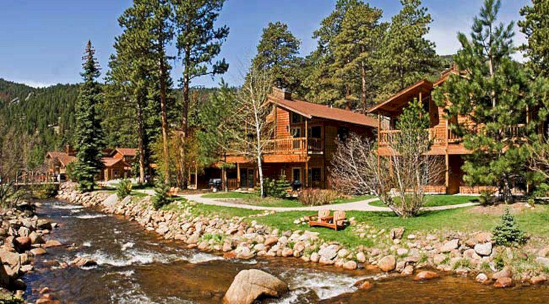 River cabins estes park colorado river cabins estes park for Mountain cabin rentals colorado
