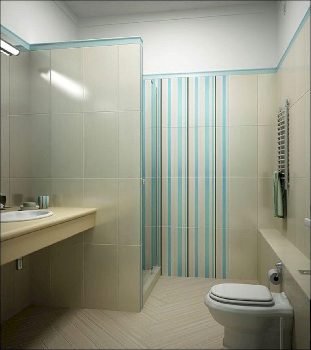 Ванная комната 4 кв.м дизайн с душевой